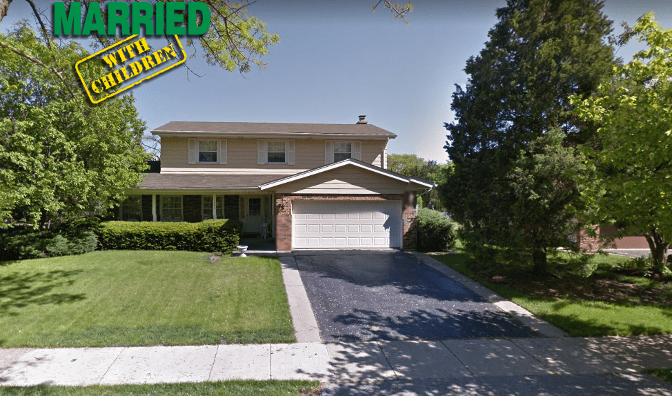 Married With Children - House Location